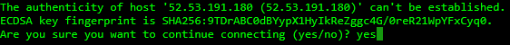 connect to ec2 instance ssh2